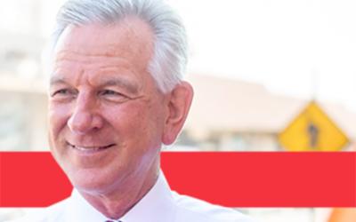 NAGR-PAC Endorsed Tommy Tuberville dominates Alabama Senate Runoff