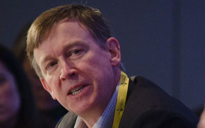 Candidate Hickenlooper Demands Federal Licenses for Firearms Purchases