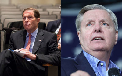 Blumenthal: Sen. Graham and I have Gun Confiscation bill at the 3-yard line