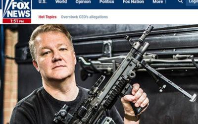 NAGR Headlines Fox News in the Fight Against Gun Control