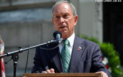 Anti-gun Presidential Candidate Michael Bloomberg Reveals Gun Control Platform