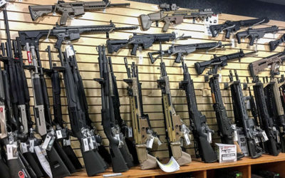 Walmart Releases Gun Sales Records from More Than 500 Stores to ATF