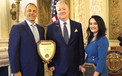 NAGR Thanks Kentucky Gov. Matt Bevin & State Rep. Savannah Maddox