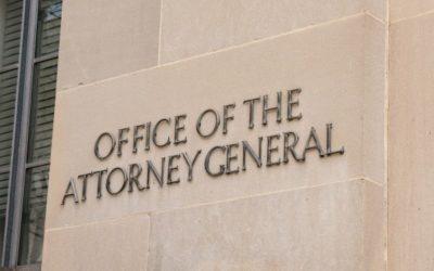 "Attorney General Barr Announces ""Project Gestapo"" Gun Control Initiative"