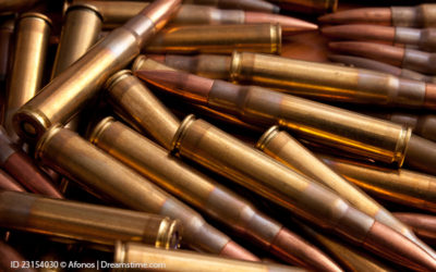 California Blocks Thousands From Buying Ammo. Gun Grabbers Rejoice.