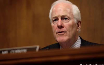 Sen. John Cornyn (R-TX) Introduces Another Questionable Gun Control Bill