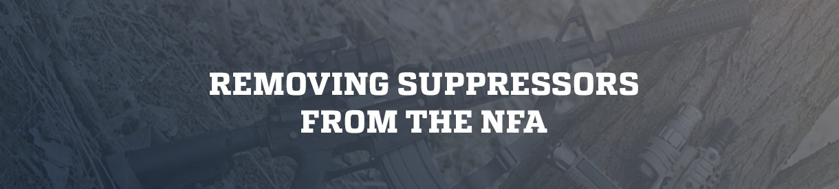 Removing Suppressors from the NFA